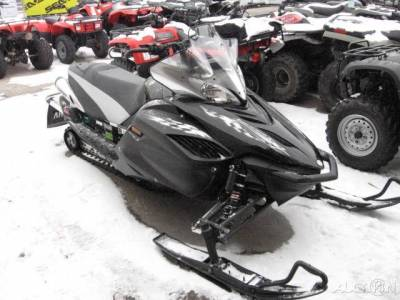 2007 yamaha attak gt 998 cc for sale used motorcycle for Yamaha attak for sale