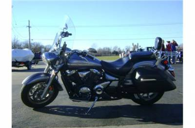 2008 yamaha vstar 1300 tourer for sale used motorcycle for Reno yamaha kansas city