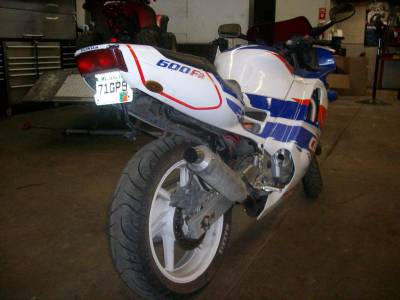 Mason City Harley >> 1993 Honda CBR 600 F2 For Sale : Used Motorcycle Classifieds
