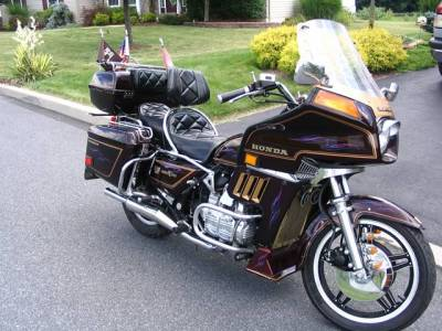 Honda Dealers In Pa >> 1981 Honda Goldwing GL1100 For Sale : Used Motorcycle ...