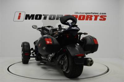 Suzuki Motorcycle Paint Code By Vin >> 2009 Can-Am Spyder Roadster SM5 For Sale : Used Motorcycle Classifieds