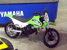 2006 Kawasaki KDX50 For Sale : Used Motorcycle Classifieds