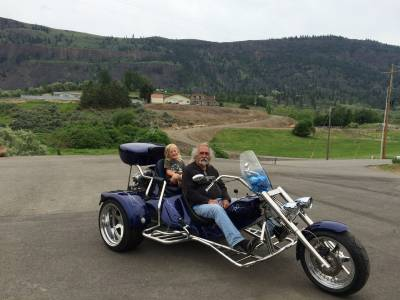 2006 harley davidson rewaco trike for sale used motorcycle classifieds. Black Bedroom Furniture Sets. Home Design Ideas