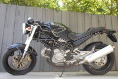 2002 ducati monster 620ie dark for sale : used motorcycle classifieds
