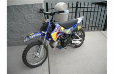 2003 suzuki drz 110 for sale : used motorcycle classifieds