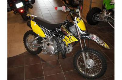2010 Kawasaki KLX 110 For Sale : Used Motorcycle Classifieds