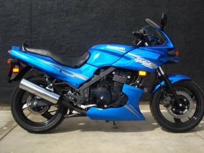 Yamaha Motorcycle For Sale New Braunfels >> 2009 Kawasaki Ninja® 500R For Sale : Used Motorcycle Classifieds