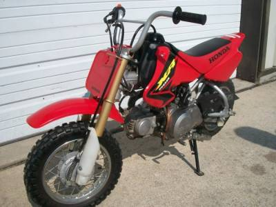 Honda Dealers Illinois >> 2003 HONDA XR50 For Sale : Used Motorcycle Classifieds