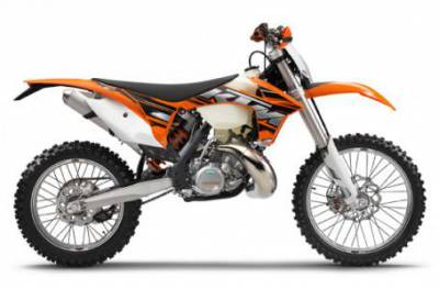 2013 ktm 200 xc w for sale used motorcycle classifieds. Black Bedroom Furniture Sets. Home Design Ideas