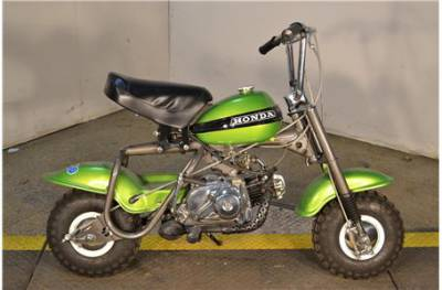1970 Honda QA50 For Sale : Used Motorcycle Classifieds