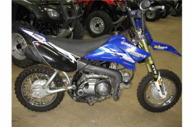 2007 Yamaha Ttr 50 Ew For Sale Used Motorcycle Classifieds