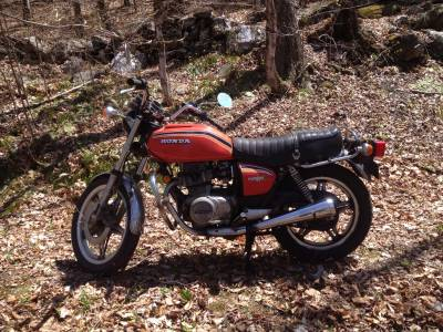 1978 honda cb400 tii for sale used motorcycle classifieds for Honda cb400 for sale