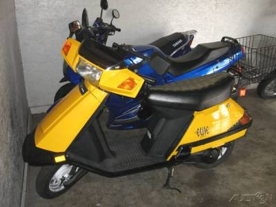 2001 honda elite 80 80 cc for sale used motorcycle classifieds. Black Bedroom Furniture Sets. Home Design Ideas