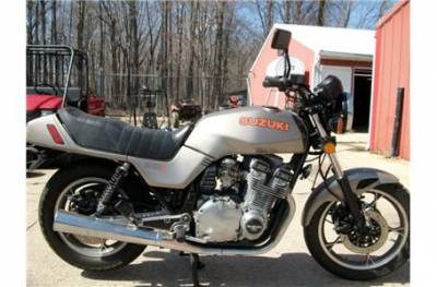 1982 SUZUKI GS550L For Sale : Used Motorcycle Classifieds