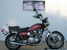 1982 Suzuki GS1100E For Sale : Used Motorcycle Classifieds