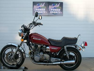 1982 Gs550 L - Used Suzuki Gs for sale in Bloomingdale
