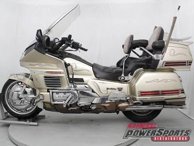 Honda Financing Rates >> 1991 HONDA GL1500 GOLDWING 1500 INTERSTATE ANNIVERSARY For Sale : Used Motorcycle Classifieds