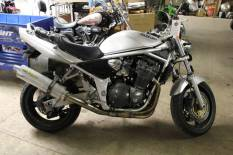 2002 Suzuki Bandit 1200S For Sale : Used Motorcycle Clifieds