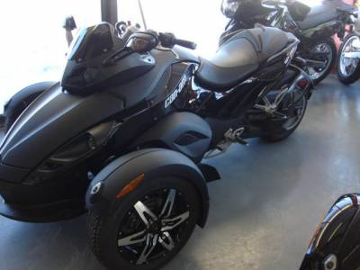 2009 can am spyder gs phantom black limited edition for sale used motorcycle classifieds. Black Bedroom Furniture Sets. Home Design Ideas
