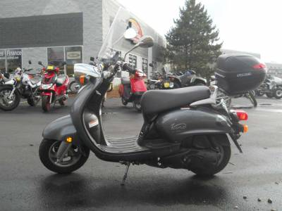 2006 yamaha vino 125 for sale used motorcycle classifieds. Black Bedroom Furniture Sets. Home Design Ideas