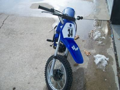 Honda Dealers Illinois >> 1999 YAMAHA PW80 For Sale : Used Motorcycle Classifieds