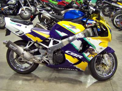 BMW Birmingham Al >> 1996 Honda CBR900RR For Sale : Used Motorcycle Classifieds