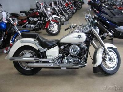 2003 Yamaha V Star Classic V Twin 650 Cc For Sale Used