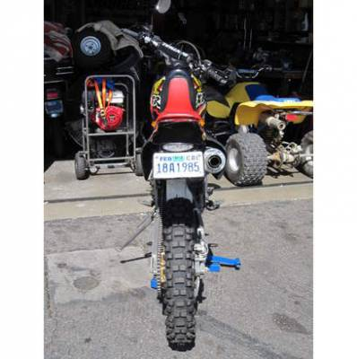 1998 Honda XR400 R For Sale : Used Motorcycle Classifieds