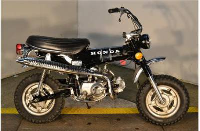 Honda Dealers In Ct >> 1972 Honda CT70 For Sale : Used Motorcycle Classifieds