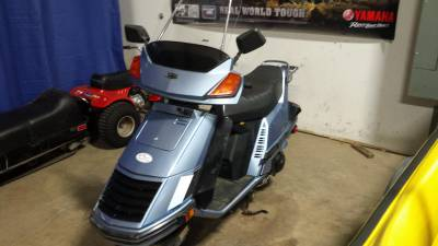 1986 Honda ELITE 150 For Sale : Used Motorcycle Classifieds