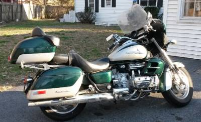 1999 Honda Valkyrie Interstate For Sale Used Motorcycle