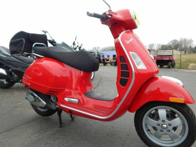 2009 vespa gts 250 for sale used motorcycle classifieds. Black Bedroom Furniture Sets. Home Design Ideas