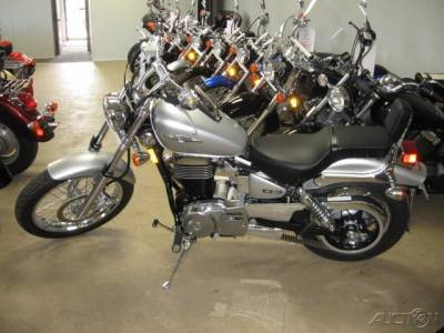 Motorcycle Dealers In Ohio >> 2008 Suzuki Boulevard S40 Single-Cylinder 655 cc For Sale : Used Motorcycle Classifieds