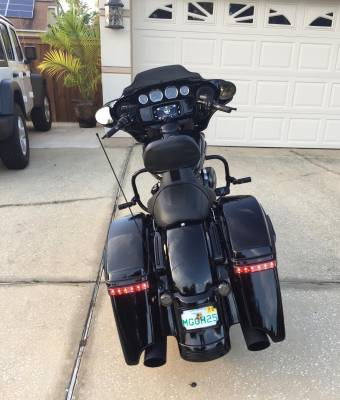2019 Harley Davidson Street Glide Special For Sale Used