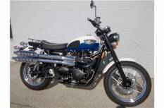 2007 Triumph SCRAMBLER For Sale : Used Motorcycle Classifieds