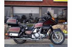 1984 Kawasaki Voyager ZN1300 For Sale : Used Motorcycle Clifieds