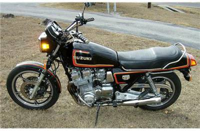 1981 Suzuki GS1100 For Sale : Used Motorcycle Clifieds