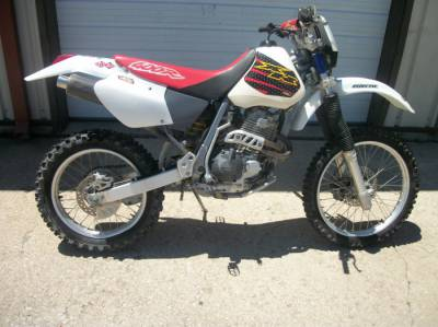 1997 Honda Xr400 For Sale Used Motorcycle Classifieds