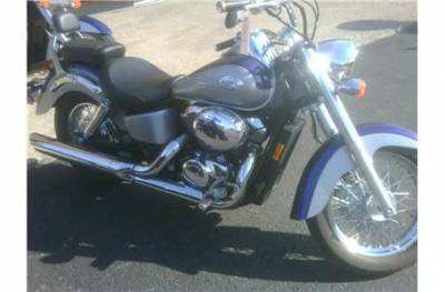 2002 Honda Shadow Ace 750 For Sale Used Motorcycle