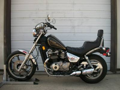 1989 KAWASAKI 454 LTD For Sale : Used Motorcycle Classifieds