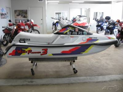 1993 Yamaha Wave Runner 3 For Sale Used Motorcycle