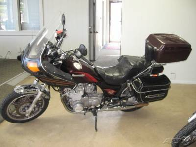 1984 kawasaki 700 ltd for sale : used motorcycle classifieds