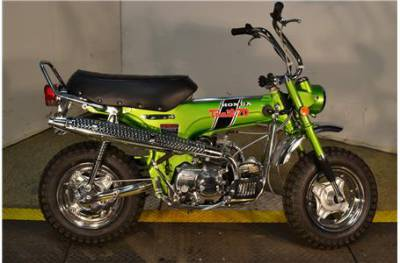 Honda Dealers In Ct >> 1971 Honda CT70 For Sale : Used Motorcycle Classifieds