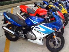 2005 Suzuki GS500F For Sale : Used Motorcycle Classifieds