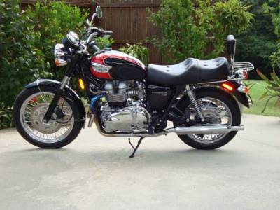 2007 Triumph Bonneville For Sale Used Motorcycle Classifieds