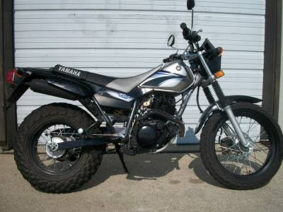2005 YAMAHA TW200 For Sale : Used Motorcycle Classifieds