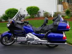 2002 2 goldwing for sale used motorcycle classifieds. Black Bedroom Furniture Sets. Home Design Ideas