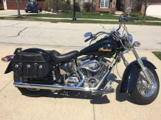 indian spirit springfield  sale  motorcycle classifieds