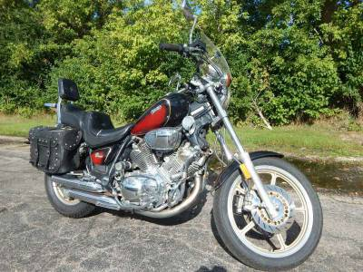 1986 yamaha virago 1100 for sale used motorcycle classifieds for Yamaha virago 1100 saddlebags