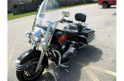 1983 Harley-Davidson FLHT For Sale : Used Motorcycle ...